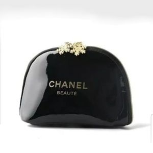 NEW CHANEL  Makeup Trousse Bag